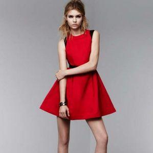 Prabal Gurung Candy Apple Red Dress 6